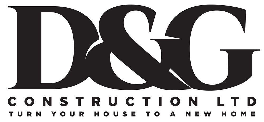 D _ G Construction LTD Logo